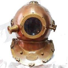 Antigüedades: ESCAFANDRA 44CM. Lote 219357410