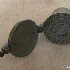 Antigüedades: PONDERAL DE VASOS ANIDADOS. COMPLETO. FINALES DEL SIGLO XVIII. Lote 219385157