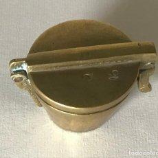 Antigüedades: PONDERAL DE VASOS ANIDADOS. COMPLETO. FINALES DEL SIGLO XVIII. Lote 219386432