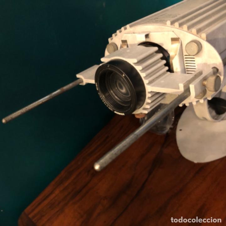 Antigüedades: Proyector diapositivas gl 100 diaspot - Foto 2 - 219403822