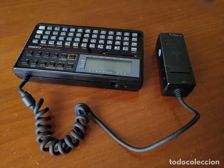 Antigüedades: CASIO DIGITAL WRITER HW-1 - HANDY WRITER ELECTRONIC LETTERING SYSTEM - Foto 10 - 219425947