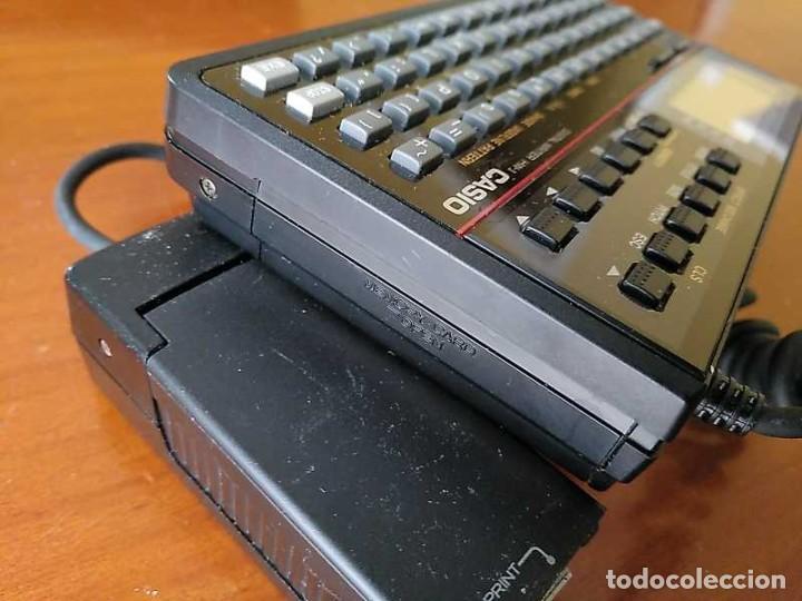Antigüedades: CASIO DIGITAL WRITER HW-1 - HANDY WRITER ELECTRONIC LETTERING SYSTEM - Foto 23 - 219425947