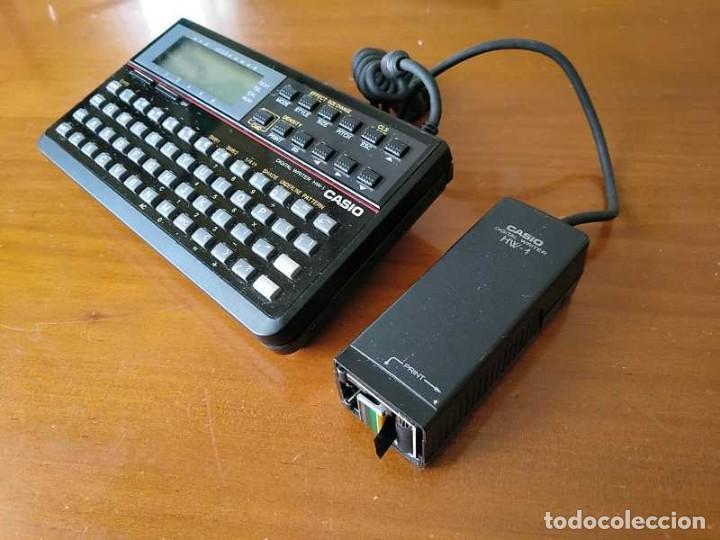 Antigüedades: CASIO DIGITAL WRITER HW-1 - HANDY WRITER ELECTRONIC LETTERING SYSTEM - Foto 34 - 219425947