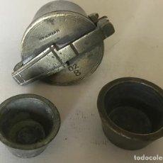 Antigüedades: PONDERAL DE VASOS ANIDADOS. INCOMPLETO. FINALES DEL SIGLO XVIII. Lote 219485591