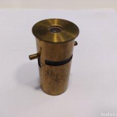 Antigüedades: ANTIGUO MICROSCOPIO DE BOLSILLO. Lote 219491381