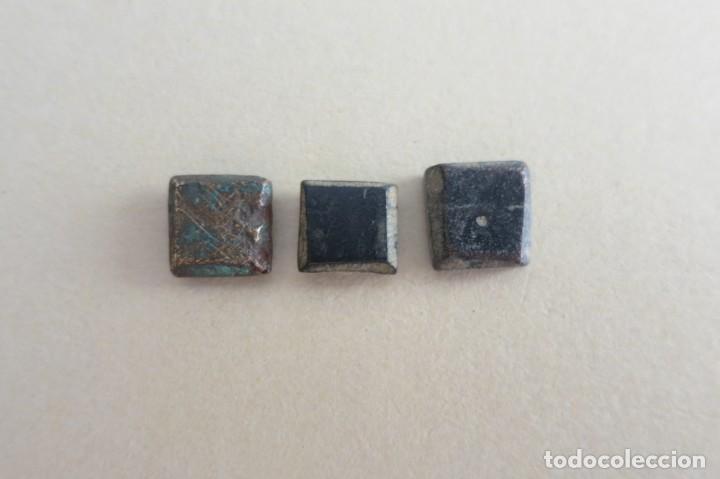 Antigüedades: ponderales hispano arabes de bronce - Foto 3 - 219587881