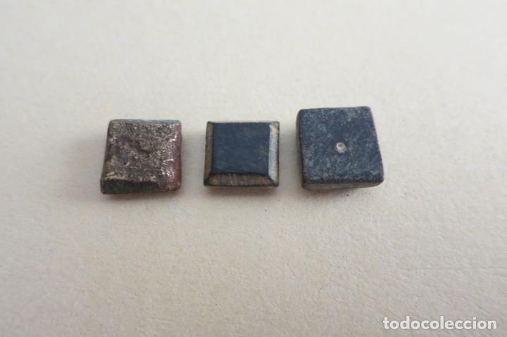 Antigüedades: ponderales hispano arabes de bronce - Foto 4 - 219587881