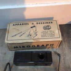 Antigüedades: VISOR MIROGRAPH. Lote 219765192