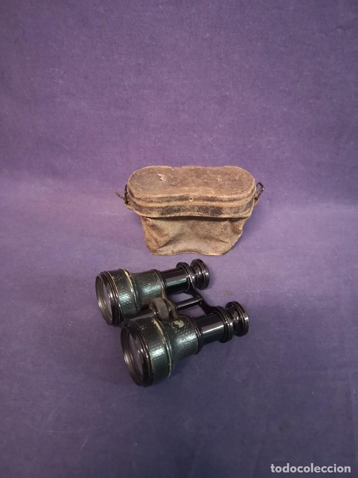 BINOCULARES DE TEATRO (Antigüedades - Técnicas - Instrumentos Ópticos - Binoculares Antiguos)