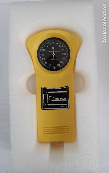 Antigüedades: Tensiómetro manual en perfecto funcionamiento. Fabricado en Japón. Logos Medical. Anterior a 1980. - Foto 2 - 220068746