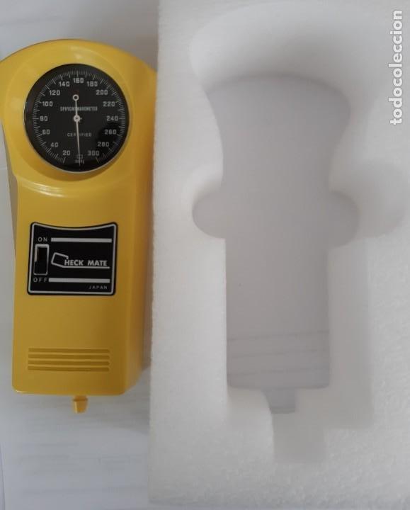 Antigüedades: Tensiómetro manual en perfecto funcionamiento. Fabricado en Japón. Logos Medical. Anterior a 1980. - Foto 3 - 220068746