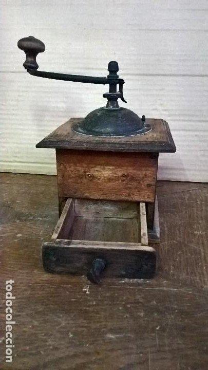 Antigüedades: Molinillo de Café - Foto 2 - 220093937