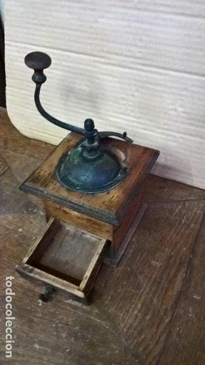 Antigüedades: Molinillo de Café - Foto 3 - 220093937