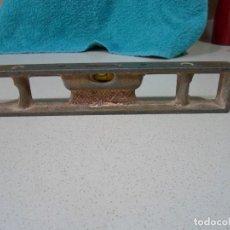 Antigüedades: NIVEL DE HIERRO. Lote 220095940