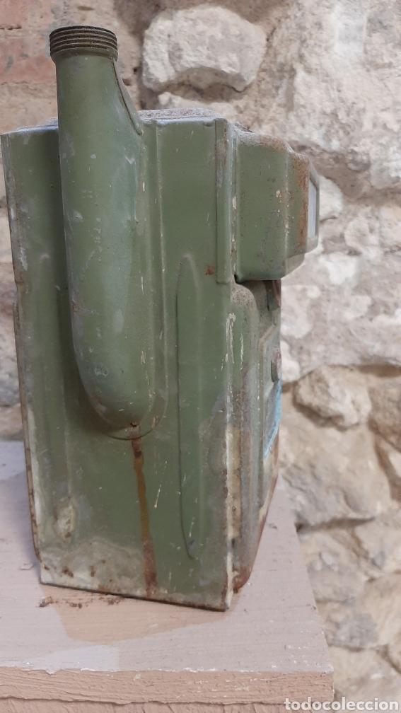 Antigüedades: ANTIGUO CONTADOR DE GAS - Foto 2 - 220405506