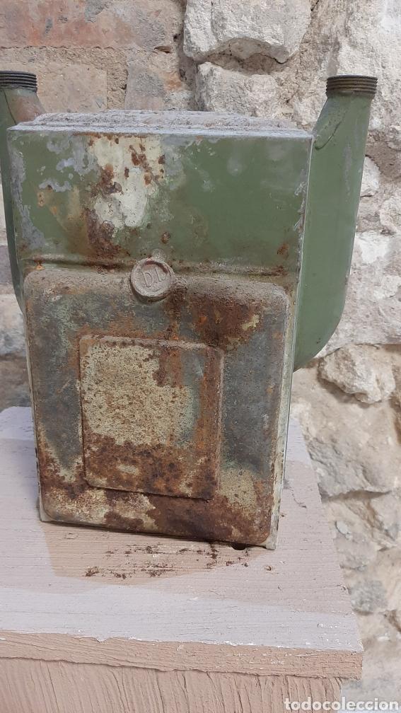 Antigüedades: ANTIGUO CONTADOR DE GAS - Foto 3 - 220405506