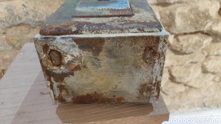Antigüedades: ANTIGUO CONTADOR DE GAS - Foto 8 - 220405506