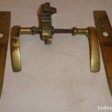 Antigüedades: MANILLAS CON CIERRE. Lote 220410408