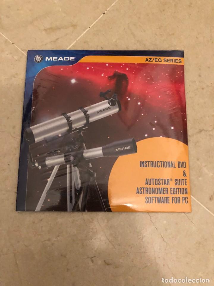 Antigüedades: TELESCOPIO MEADE 114 REFLECTOR ECUATORIAL - Foto 6 - 220415423