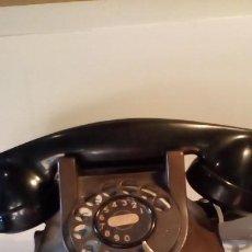 Teléfonos: TELEFONO - R.F.T - BAQUELITA + COBRE .. Lote 220446715
