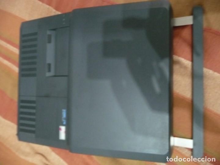 Antigüedades: PORTATIL AMSTRAD LAPTOR COMPUTER ALT-386SX,FUNDA ORIGINAL E IMPRESORA PORTATIL - Foto 4 - 220541856