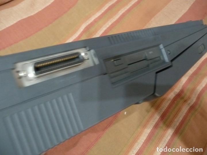 Antigüedades: PORTATIL AMSTRAD LAPTOR COMPUTER ALT-386SX,FUNDA ORIGINAL E IMPRESORA PORTATIL - Foto 8 - 220541856