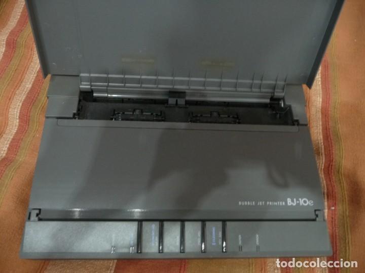 Antigüedades: PORTATIL AMSTRAD LAPTOR COMPUTER ALT-386SX,FUNDA ORIGINAL E IMPRESORA PORTATIL - Foto 9 - 220541856