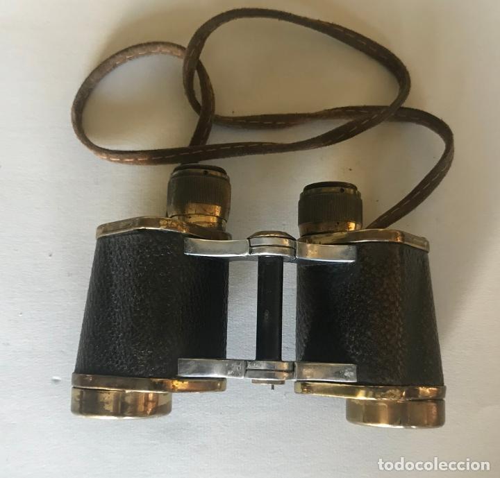 Antigüedades: Binoculares alemanes de los años 1920-30. Nedinco, Zeiss - Foto 2 - 220601055