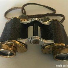 Antigüedades: BINOCULARES ALEMANES DE LOS AÑOS 1920-30. NEDINCO, ZEISS. Lote 220601055