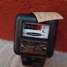 Antigüedades: CONTADOR CORRIENTE ALTERNA MARCA SIEMENS // EN MUY BUEN ESTADO. Lote 220612610