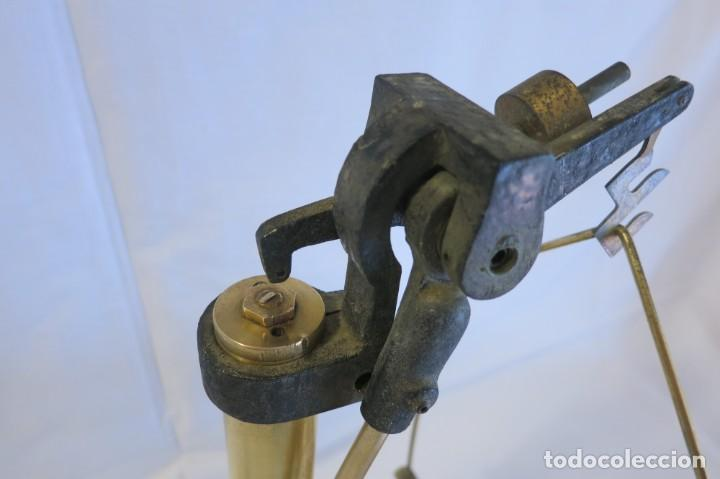 Antigüedades: balanza Griffin & Tatlock patentada 250 gramos - Foto 3 - 220613041