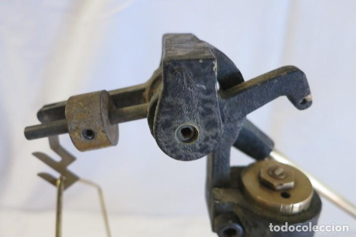 Antigüedades: balanza Griffin & Tatlock patentada 250 gramos - Foto 5 - 220613041