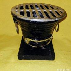 Antigüedades: ANAFRE. COCINILLA DE HIERRO. ENVIO CERTIFICADO INCLUIDO.. Lote 220718576