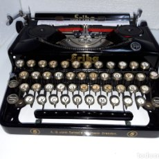 Antigüedades: ANTIGUA MAQUINA DE ESCRIBIR ERIKA 5 TYPEWRITER SCHREIBMASCHINE. Lote 220721798