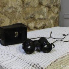 Antigüedades: BINICULARES PRISMATICOS CARPENTIER PARIS BOY SCOUTS ECLAREUR. Lote 220740851