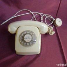 Téléphones: TELÉFONO DE SOBREMESA, FABRICADO POR CITESA-MALAGA-CTNE. AÑOS 60-70. Lote 220776852