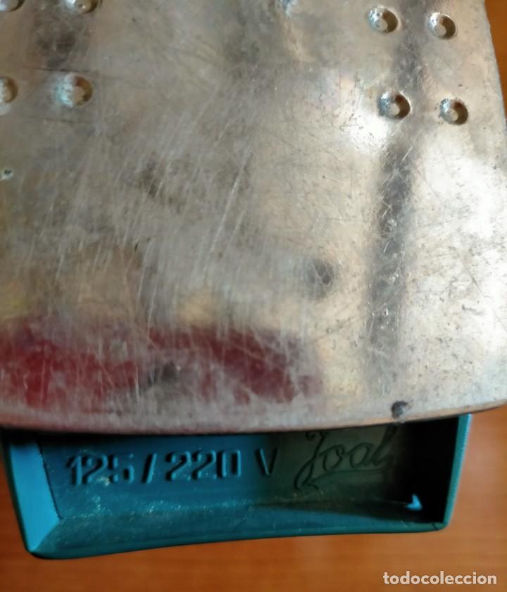 Antigüedades: Plancha JOAL - Foto 4 - 220793462
