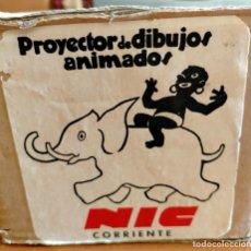 Antigüedades: PROYECTOR NIC. Lote 220799921