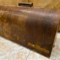 Antigüedades: WERTHEIM - ANTIGUA TAPA DE MAQUINA DE COSER.. Lote 220938938
