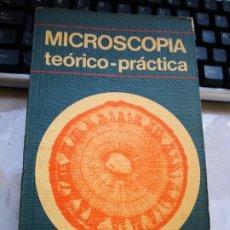 Antiquités: MICROSCOPIA TEÓRICO PRÁCTICA, CASARTELLI. Lote 220946418