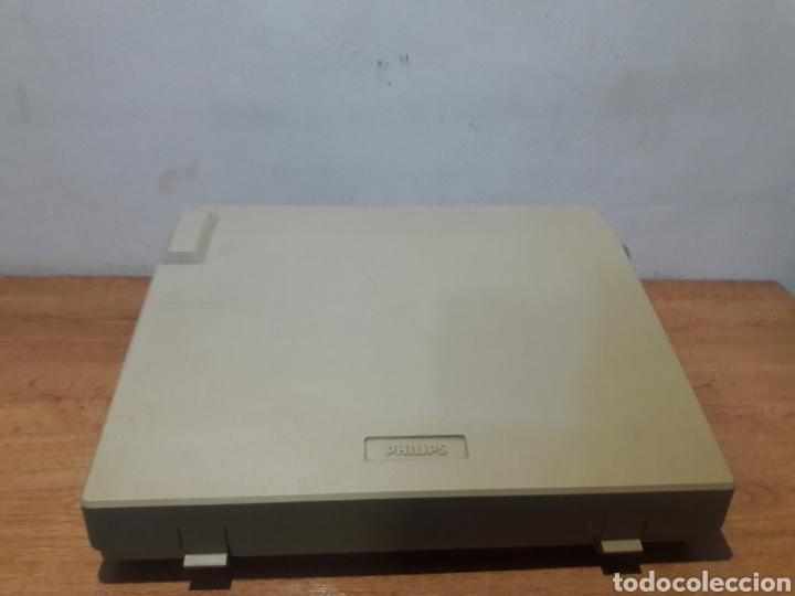 Antigüedades: philips maquina de escrivir electrica - Foto 3 - 221086147