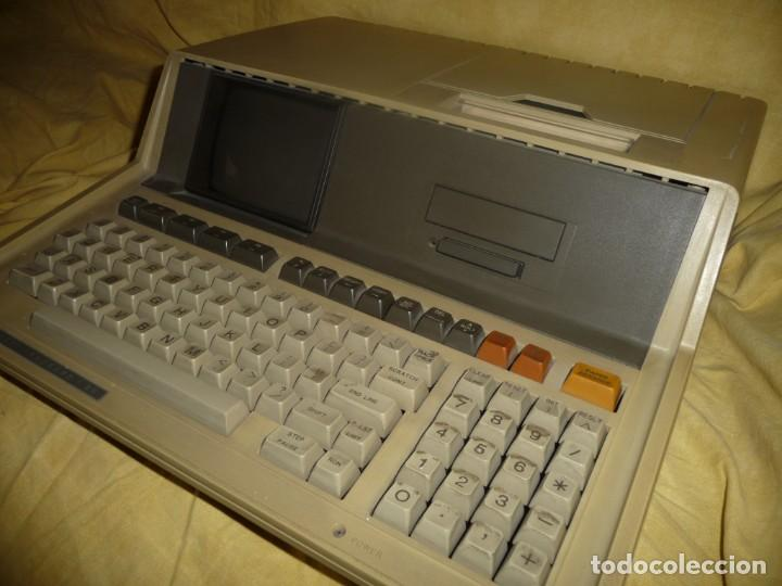 Antigüedades: HEWLETT PACKARD 85-TOSHIBA PORT.SATELLITE 220-PORT-AMSTRAD LAPTOR ALT 386 SX. 3 VETERANOS .VER FOTOS - Foto 3 - 221103402
