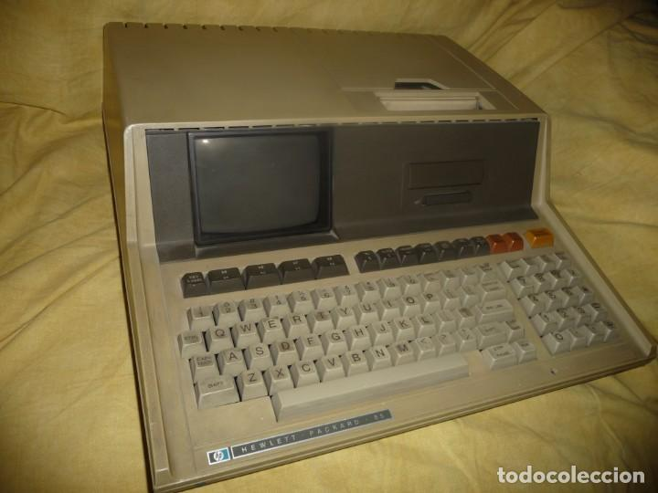 Antigüedades: HEWLETT PACKARD 85-TOSHIBA PORT.SATELLITE 220-PORT-AMSTRAD LAPTOR ALT 386 SX. 3 VETERANOS .VER FOTOS - Foto 5 - 221103402