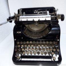 Antigüedades: ANTIGUA MAQUINA DE ESCRIBIR TYPEWRITER OLYMPIA. Lote 221134351