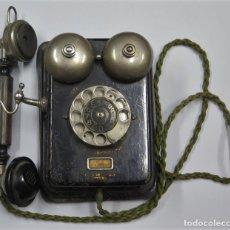 Teléfonos: ANTIGUO TELEFONO DE PARED. ERICSSON. DE100. SAN SEBASTIAN. Lote 221227228
