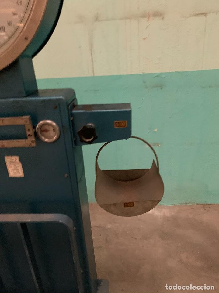 Antigüedades: Bascula albaher tamaño industrial - Foto 4 - 221230310