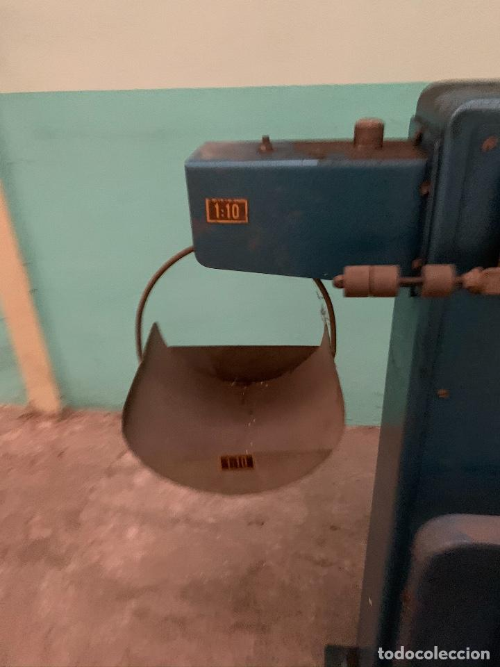 Antigüedades: Bascula albaher tamaño industrial - Foto 5 - 221230310