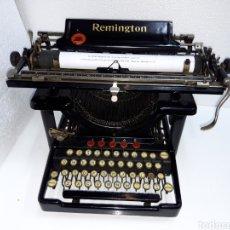 Antigüedades: ANTIGUA MAQUINA DE ESCRIBIR TYPEWRITER REMINGTON 10. Lote 221248297
