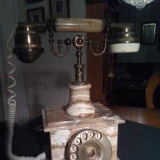 Teléfonos: TELEFONO DE ONIX CON TIMBRES. CON CONEXION, SE ADMITEN OFERTAS.. Lote 221266627