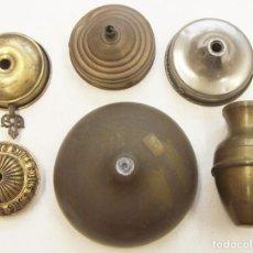 Antigüedades: PIEZAS DE RECAMBIO PARA LAMPARAS. Lote 221295598